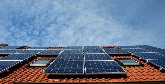 sončna elektrarna izračun